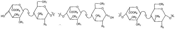 Структуры сахаридов и способы получения и применения таких структур