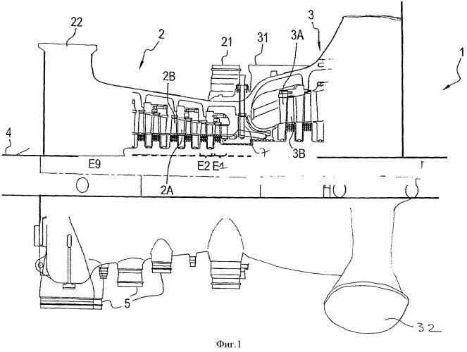 Способ переналадки паровой турбины