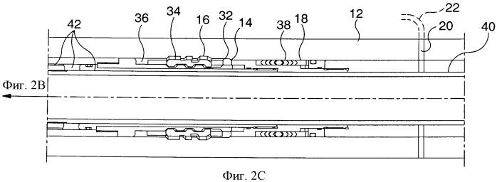 Скоростная подъемная колонна, способ ее установки (варианты) и предохранительное устройство для нее
