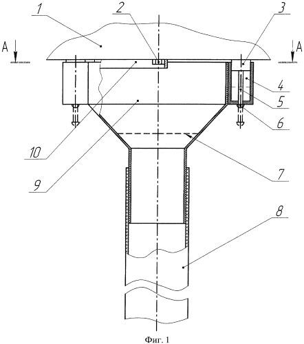 Устройство для слива масла из картера двигателя с нижним распложением сливной пробки