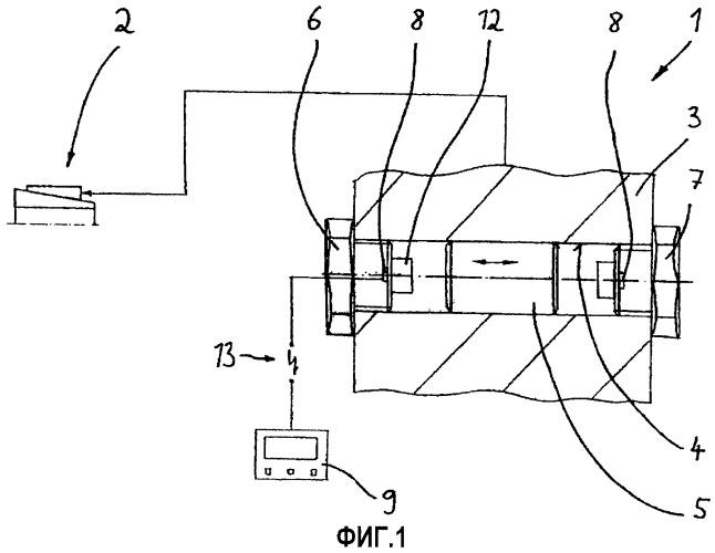 Смазочное устройство для снабжения инструмента смазочным материалом