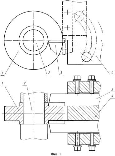 Способ обработки торцовых поверхностей зубчатых венцов цилиндрических колес