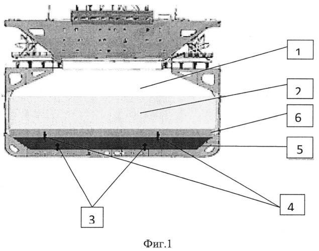 Способ контроля уровня безопасности морской перевозки разжижающихся навалочных грузов