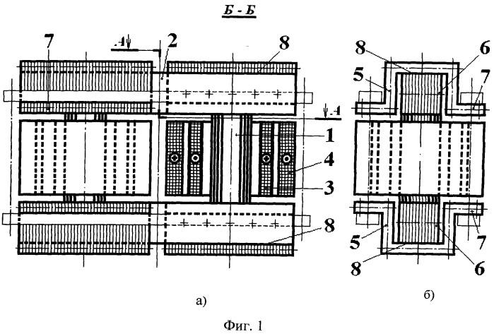 Электроиндукционное устройство
