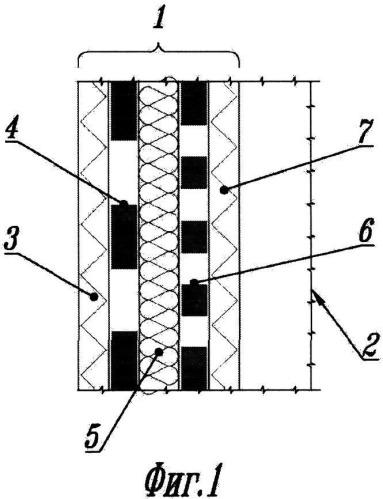 Многослойная гидроизоляция подземного сооружения (устройство юркевича п.б.)