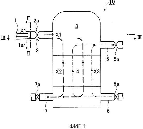 Воздухонагреватель с верхним обогревом