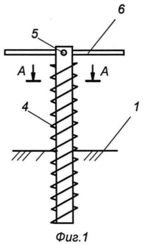 Способ строительства вертикальных дрен