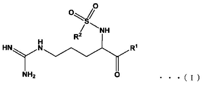 Гидрофильное полимерное соединение, имеющее антикоагулянтный эффект