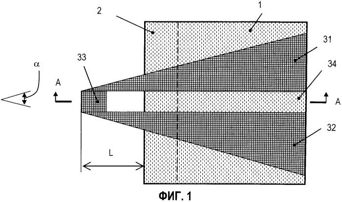 Зонд на основе полевого транзистора с наноразмерным каналом