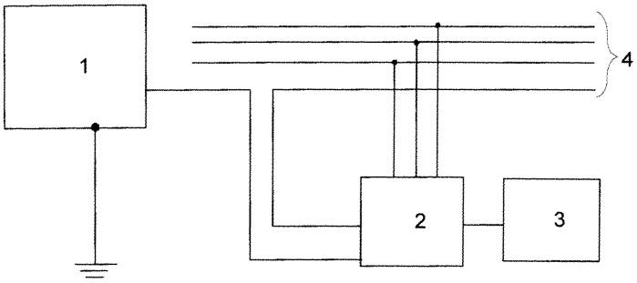 Способ и устройство диагностики мест повреждения кабельных линий электроснабжения