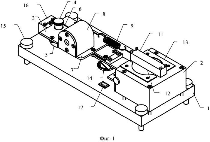 Устройство для измерения показателей фрикционных и адгезионных свойств фильтрационной корки