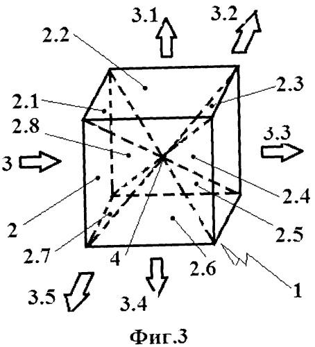 Оптический лучевой делитель в виде сборной дихроидной призмы