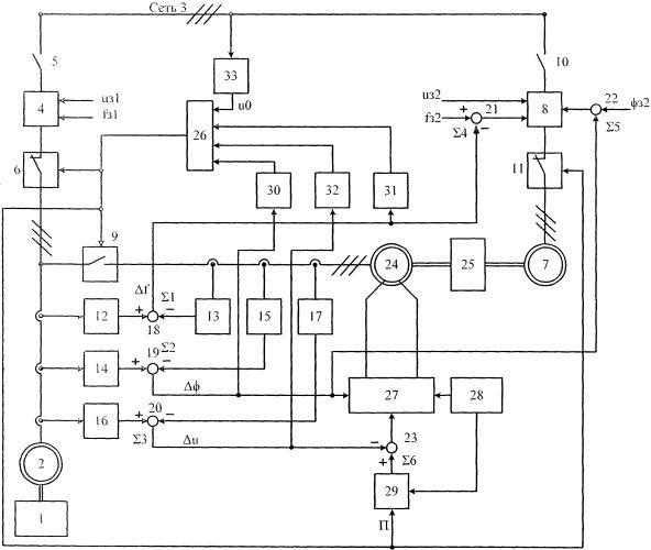 Устройство аварийного охлаждения реакторной установки при ее обесточивании