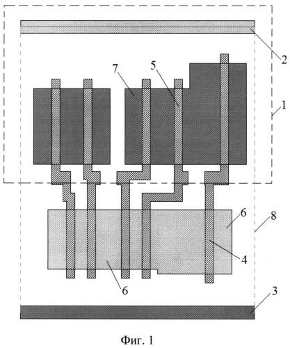 Радиационно-стойкая библиотека элементов на комплементарных металл-окисел-полупроводник транзисторах