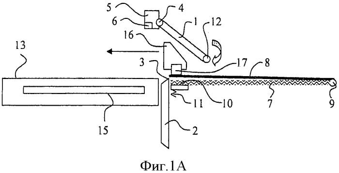 Способ изготовления шины из сращенных полосок