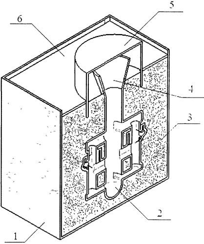 Способ изготовления формы для литья по выплавляемым моделям (варианты)