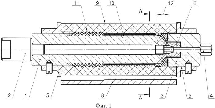 Способ изготовления корпуса воспламенителя заряда ракетного двигателя из композиционных материалов и его конструкция
