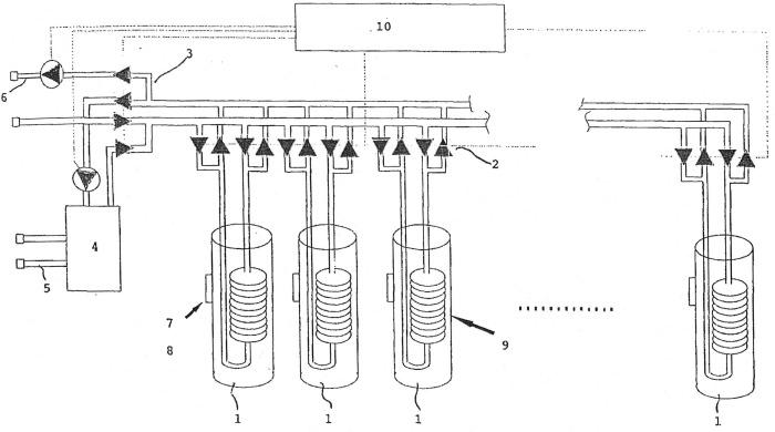 Система для сохранения тепла, а также здание или мобильный модуль с указанной системой