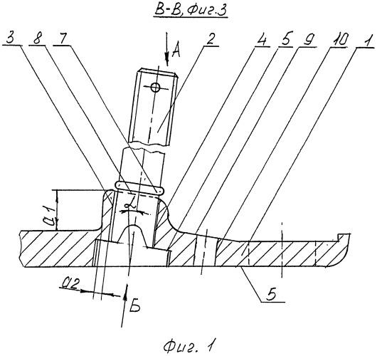 Рельсовая подкладка промежуточного крепления рельсов