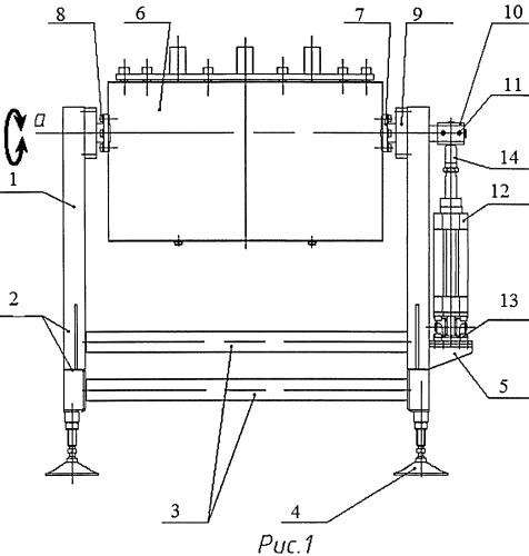 Способ получения мезофазного углеродного порошка и устройство для его осуществления