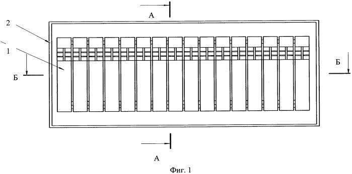 Модульный солнечный коллектор для гелиоводоподогрева