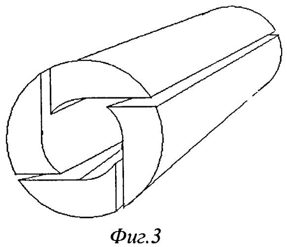 Устройство для придания снаряду (пуле) вращательного движения