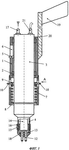 Ультразвуковой инструмент для деформационной обработки поверхностей и сварных соединений
