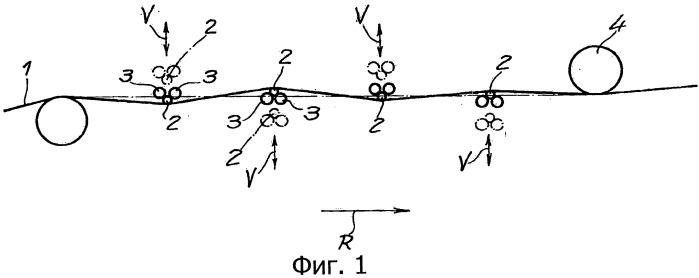 Способ непрерывной правки металлических лент и устройство для непрерывной правки металлических лент