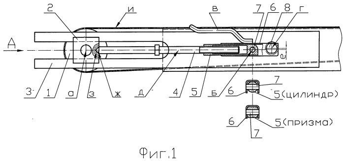 Натяжное устройство транспортерной ленты
