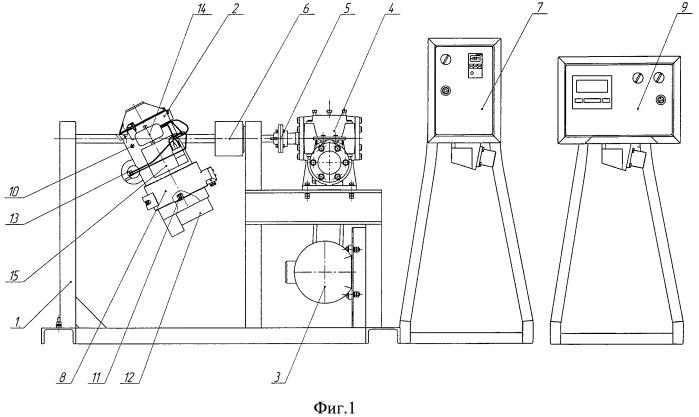 Способ получения полимерных композиционных материалов с нанонаполнителями и установка для его осуществления