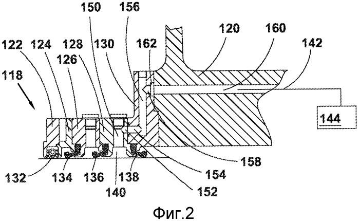 Устройство, узел уплотнения, закрывающий фланец и прокладка для уплотнения вала винта морского судна