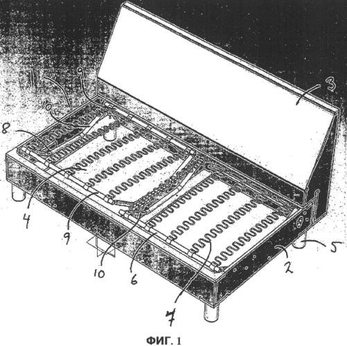 Конструкция сиденья