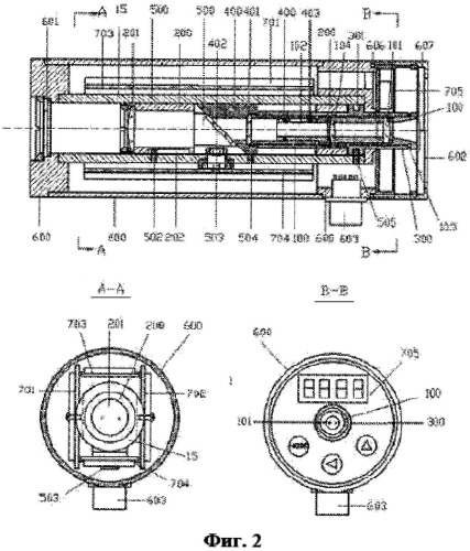 Оптическая система, содержащая фокусирующую конструкцию, для инфракрасного термометра