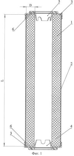Способ изготовления пористого композиционного фильтрующего элемента и фильтрующий элемент