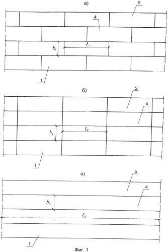 Стеновая конструкция из ламелей и брусковых стоек