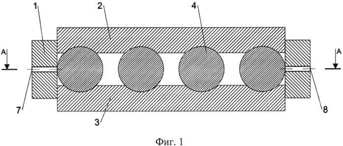 Модель трещиноватого горного массива