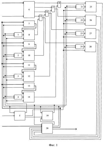 Мультиплексирующий цифровой коррелятор