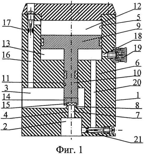 Способ регулирования потока газа в редукторе