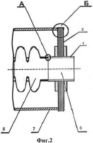 Способ изготовления переходника для соединения резонатора с кожухом криомодуля коллайдера