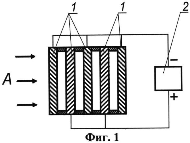 Способ обеззараживания воздуха и устройство для его осуществления