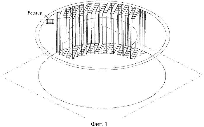 Способ изготовления сотового энергопоглотителя из металлической фольги