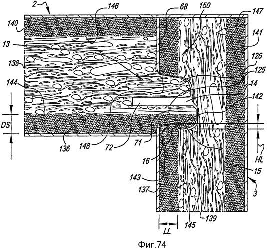 Составной элемент, многослойная плита и элемент в форме панели для сборки составного элемента