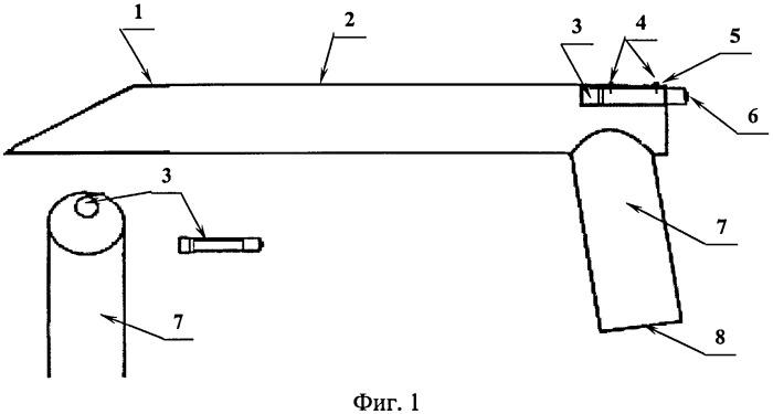Вагиноскоп для искусственного осеменения коров и телок