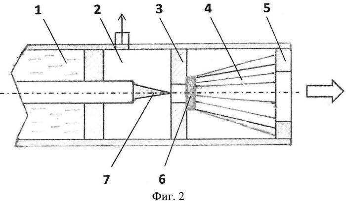 Фоконный полупроводниковый электроразрядный лазер