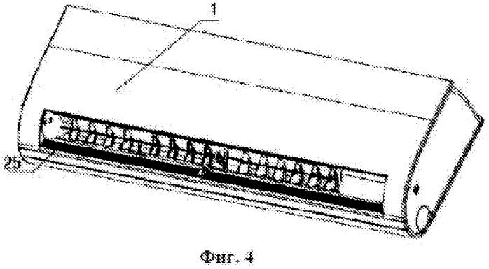 Внутренний блок кондиционера воздуха