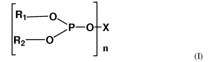 Способ гидроформилирования с помощью двойного открыто-концевого бисфосфитного лиганда