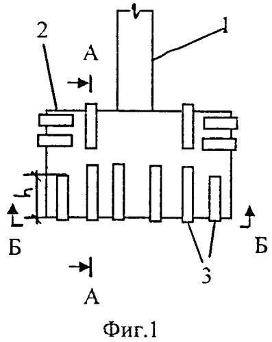Подбойка шпалоподбивочной машины (варианты)