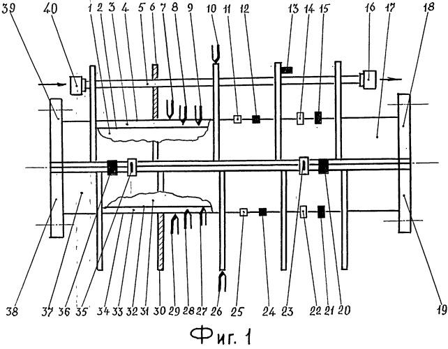 Пульт управления и контроля за работой съёмной рубашки охлаждения артиллерийского ствола