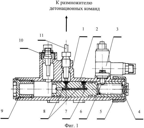 Устройство защиты детонационных цепей бортовой автоматики летательных аппаратов