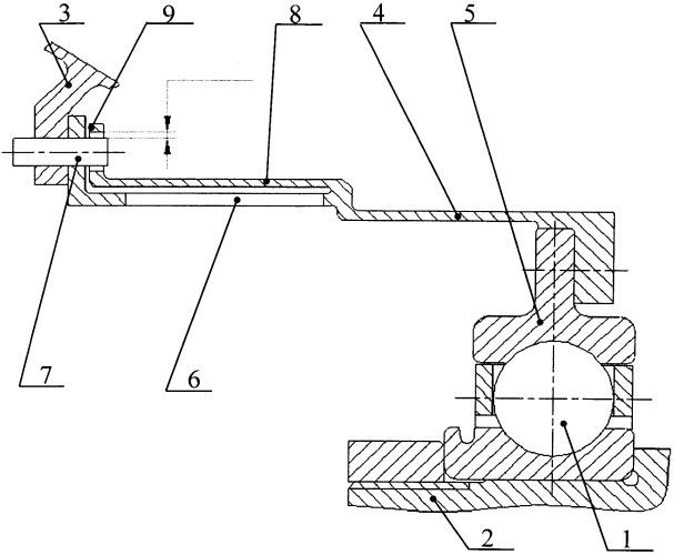 Упругая опора ротора турбомашины